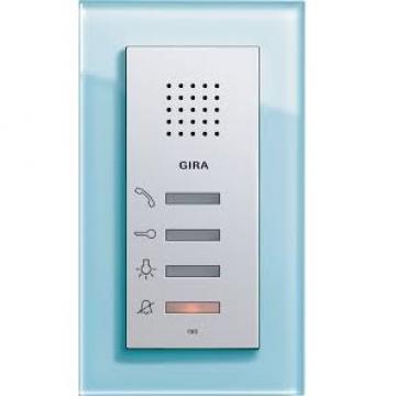Hệ thống âm thanh tại nhà, khung đôi Gira Esprit Glass Mint