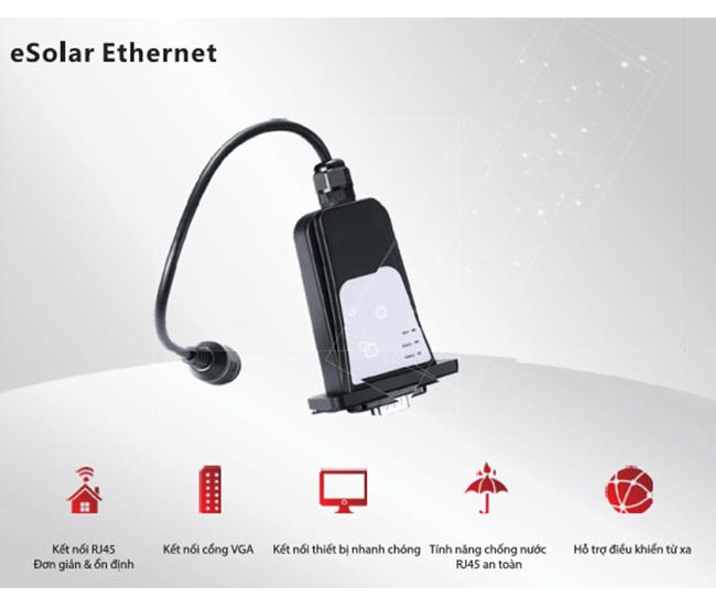 eSolar Ethernet