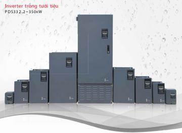INVERTER trong tưới tiêu (PDS33 2.2~350kW)