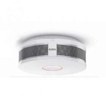 Gira smoke alarm device Dual Q (Available starting 11/2014)