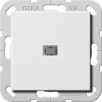283403 – Công tắc có đèn 2P 20A Gira