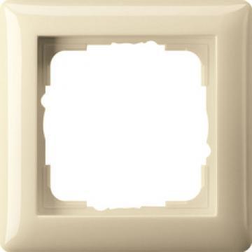 021101 – Khung đơn kem bóng Gira