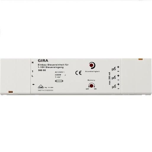 Control Unit 1 – 10 V