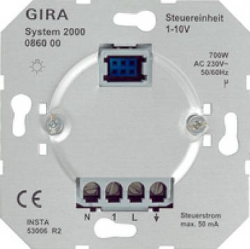 System 2000 control unit insert 1 – 10 V