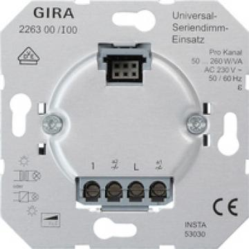 Universal Series Dimming Insert (touch dimmer)